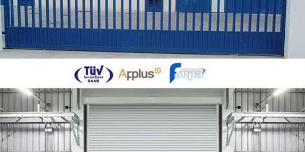 activada la campaña de inspecciones para puertas automáticas