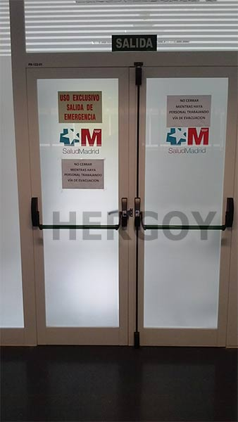 Instalación Puertas Cortafuegos a Medida - Hergoy Cerrajeros