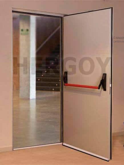 Mantenimiento Puertas Cortafuego - Hergoy