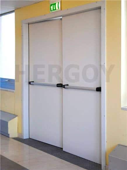 Vida útil de una puerta cortafuegos - Hergoy Cerrajeros