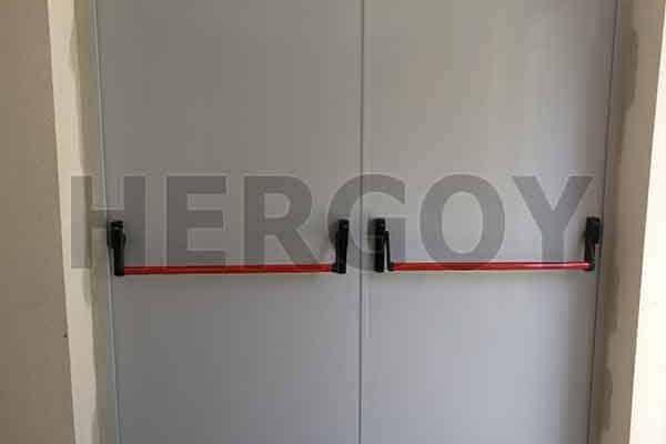 Mantenimiento Puertas Cortafuegos en Madrid - Hergoy Cerrajeros