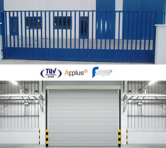 puertas de garaje hergoy en madrid