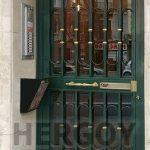 puertas de portales en madrid 1