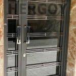 puertas de portales en madrid 15