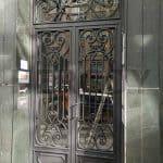 puertas de portales en madrid 21