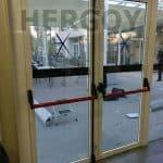ventanas de aluminio hergoy en Madrid 12