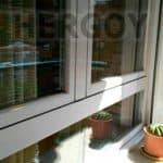 ventanas de aluminio hergoy en Madrid 22