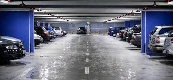 iluminación led para garajes