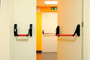 Instalación Puertas Cortafuegos - Hergoy Cerrajeros