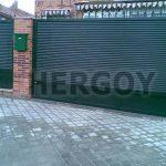 puertas de garaje en madrid 14