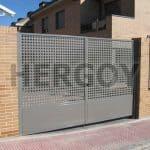 puertas de garaje en madrid 2