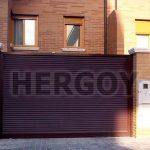puertas de garaje en madrid 7