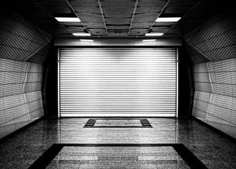 Puertas para garajes comerciales e industriales en Madrid - Hergoy Cerrajeros