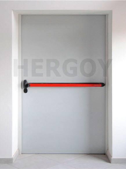 Puertas Cortafuegos de Metal- Hergoy Cerrajeros
