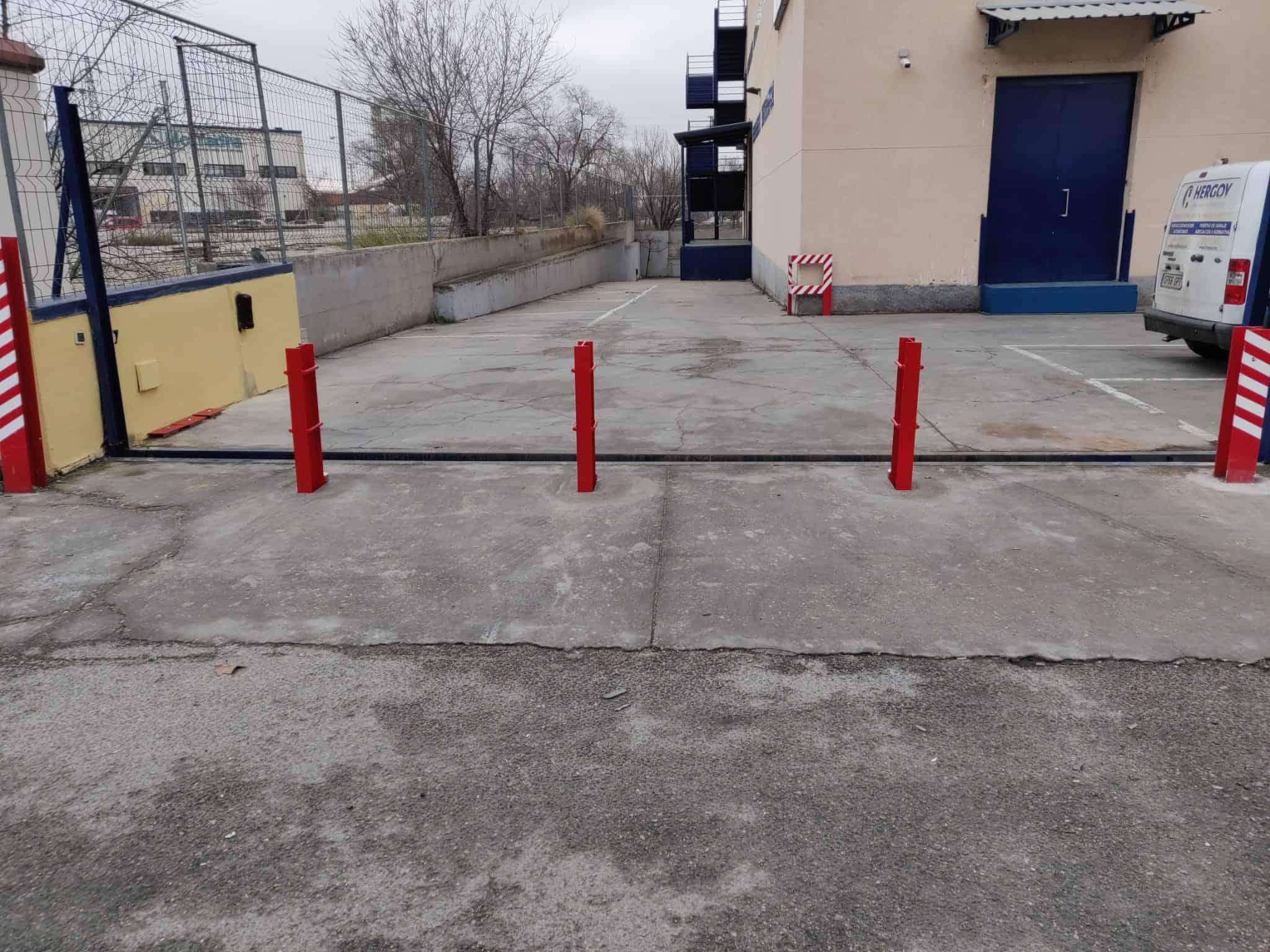 Puertas de Garaje Industriales - Hergoy Cerrajeros